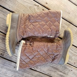 L.L. Bean snow boots womens
